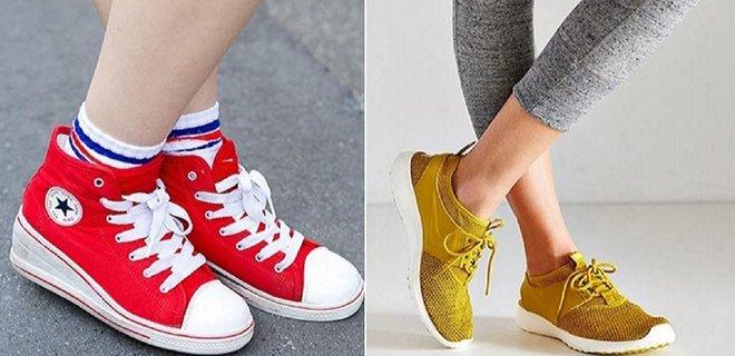 обираємо кросівки