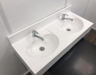 сантехника из стеклопластика