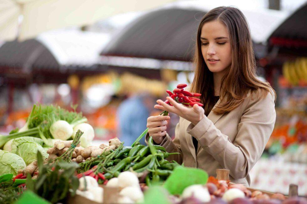 качественные продукты питания